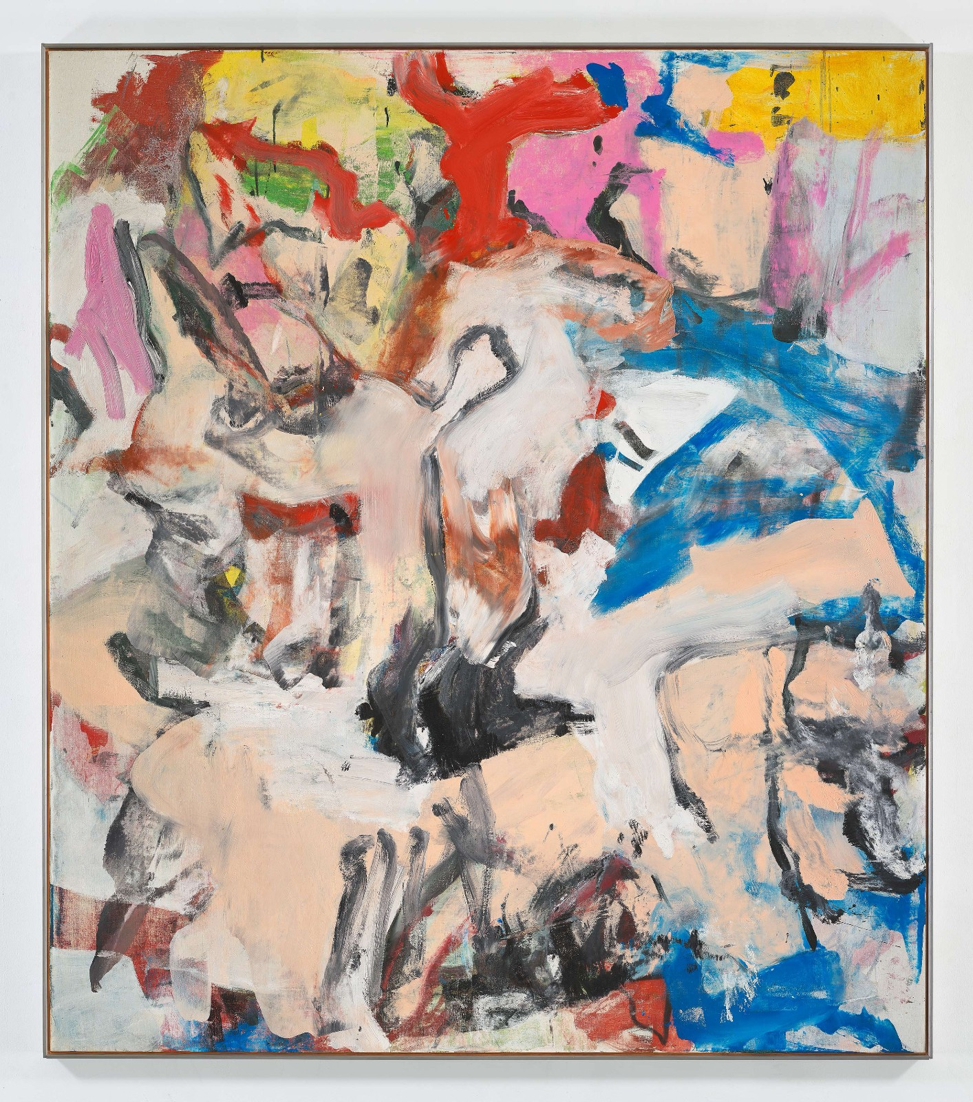 de Kooning_Untitled XII_1975 framed-2.jpg
